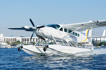 Seaplane Tour and Exclusive Yacht Charter