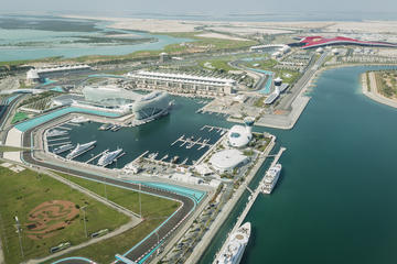 Seaplane Tour of Abu Dhabi and...