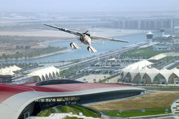 Seaplane Tour to Dubai from Abu Dhabi and Exclusive Yacht Charter