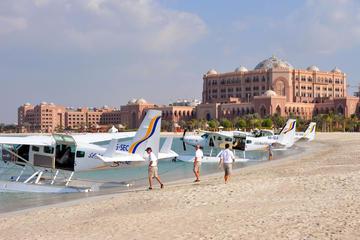 Volo in idrovolante per Abu Dhabi
