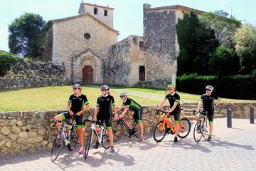 Cycle the Penedès Vineyards