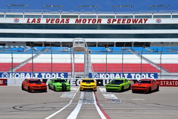 Desafio American Muscle Car no Las...