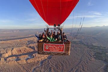 Atacama Balloon Flight - Kimal Experience
