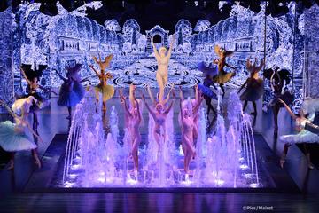 """Lido de París: cena y espectáculo """"Paris Merveilles""""®"""