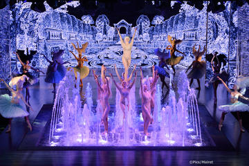 Lido de Paris «Paris Merveilles»® middag og show
