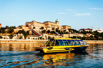 Cruise on the Danube with DunaTaxi