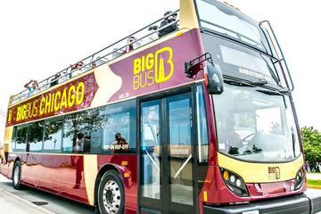Big Bus Chicago hoppa på-hoppa av-rundtur