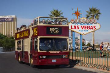 Big Bus Las Vegas Hop-On Hop-Off-rundtur