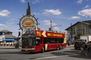 Big Bus San Francisco-Abendtour
