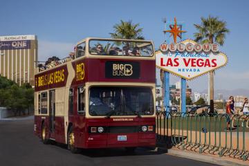 Recorrido en un gran autobús con paradas libres por Las Vegas