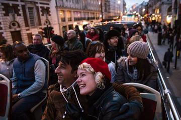 Tour de nuit Lumières de Noël à New...