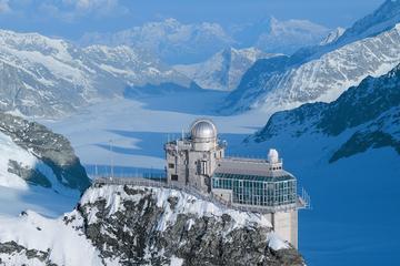Jungfraujoch with Swiss Travel Pass