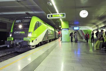 Vienna City Airport Train - CAT