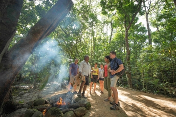 Excursão cultural aborígene pela...