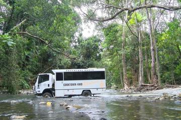 Tour de aventura en 4x4 a Cooktown...