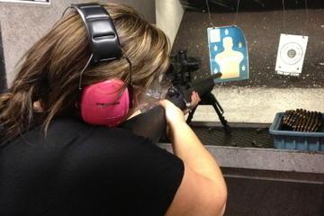 Exclusivité Viator: Las Vegas – Forfait armurerie et stand de tir