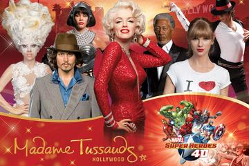 Book Madame Tussauds Hollywood on Viator