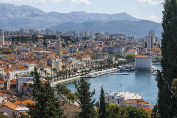 Split, Trogir and Klis Private Tour from Dubrovnik