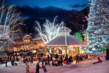 Leavenwoth Christmas Lighting...