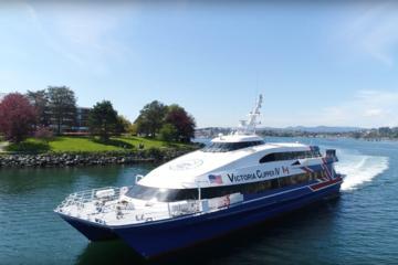 Victoria to Seattle High Speed Passenger Ferry - Round Trip