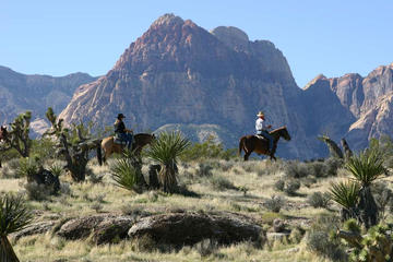 Red Rock Canyon Sunset Horseback Ride...