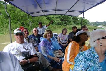 Tortuguero Canal  Boat Tour: From...