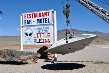 Excursion d'une journée vers la Zone 51 au départ de Las Vegas