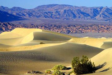 Viagem diurna ao Vale da Morte saindo...