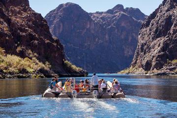 Wildwasserfahrt und Hoover-Staudamm Kombinationstour von Las Vegas