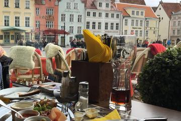 Tallinn Segway and Food Tour