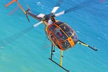 谷と滝の探検:オアフの谷と滝を訪れるヘリコプター ツアー