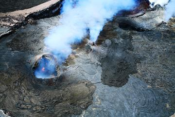 Volcanoes and Waterfall Extreme: 45-Minute Open-Door Volcanoes...