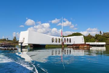 真珠湾での1日ツアー