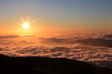 Excursion à Kahukui en bord de mer : coucher de soleil au Mont...