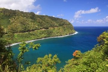 Excursion à Kahului en bord de mer : visite paradisiaque à Hana