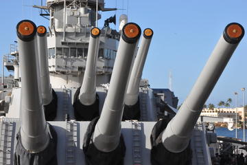 Pearl Harbor - USS Arizona - Stadtführung durch Honolulu