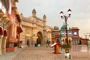 BOLLYWOOD PARKS™ Dubai Ticket at Dubai Parks and Resorts 1-Day 1-Park