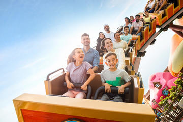 MOTIONGATE™ Dubai Ticket at Dubai Parks and Resorts 1-Day 1-Park All...
