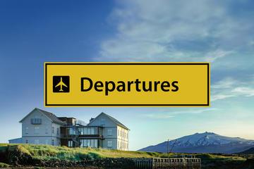 Luxury Private Transfers Hotel Búdir to Keflavik airport