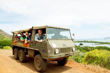 クアロア ランチ オフロード冒険ツアー