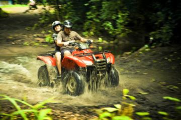 Aventura de ATV no Rancho Kualoa