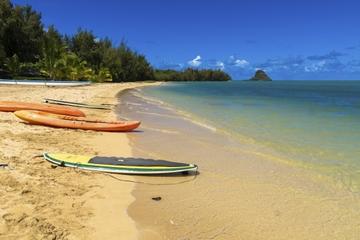 Excursão à praia de Secret Island no...