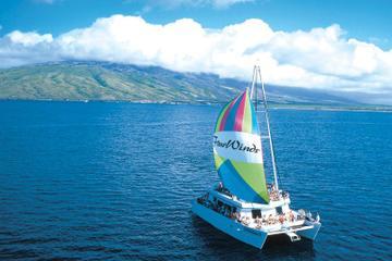 Aventura de Barco e Mergulho com Snorkel em Molokini