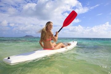 Kajaktour in der Kailua Bay mit...