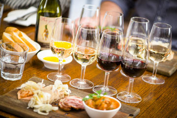 Fowles Wine: Wine and Wild Game Matching Experience