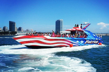 Baie de San Diego en jetboat