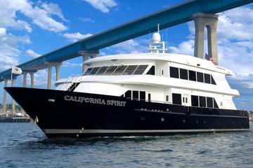 Crucero con brunch y champán el domingo por San Diego
