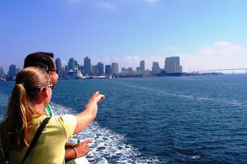San Diego Bootsfahrt mit Abendessen mit Bier Paarungen