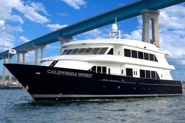 San Diego: Bootstour mit Brunch am Sonntag