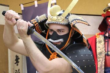 Samurai Museum Tour and Armor Trial
